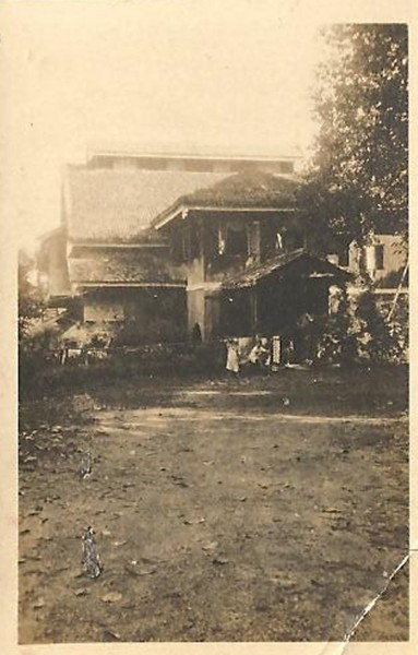 No. 7 Windsor Road, Rangoon, 1926. Coffee Grove