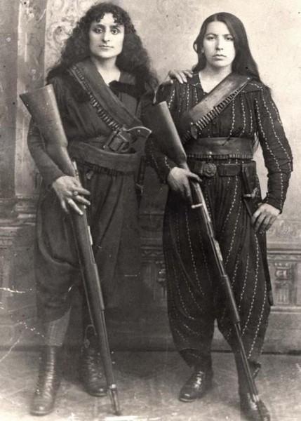 Armenian Women, 1895