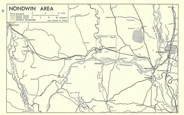 Modernity map